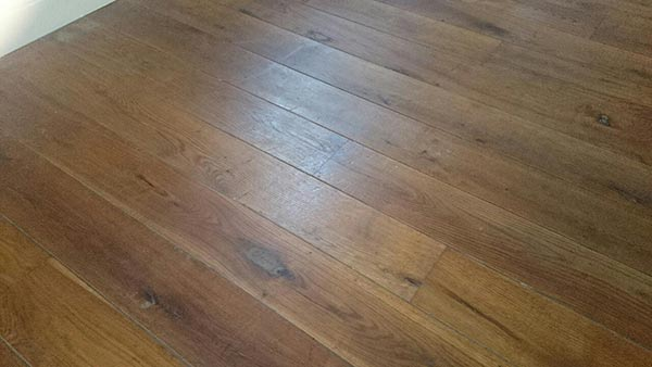 Refinish A Wooden Floor Without Sanding
